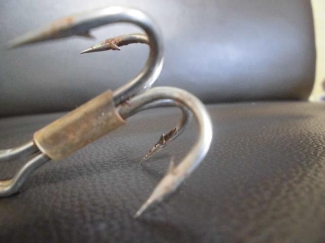 ルアーのメンテナンスは意外と重要!ルアーの針交換、錆取りを紹介!-アイキャッチ