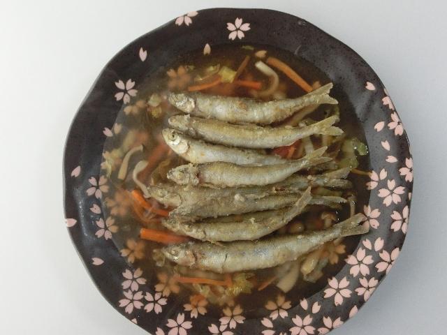 ワカサギ 天ぷら レシピ