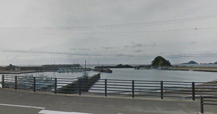 見老津漁港